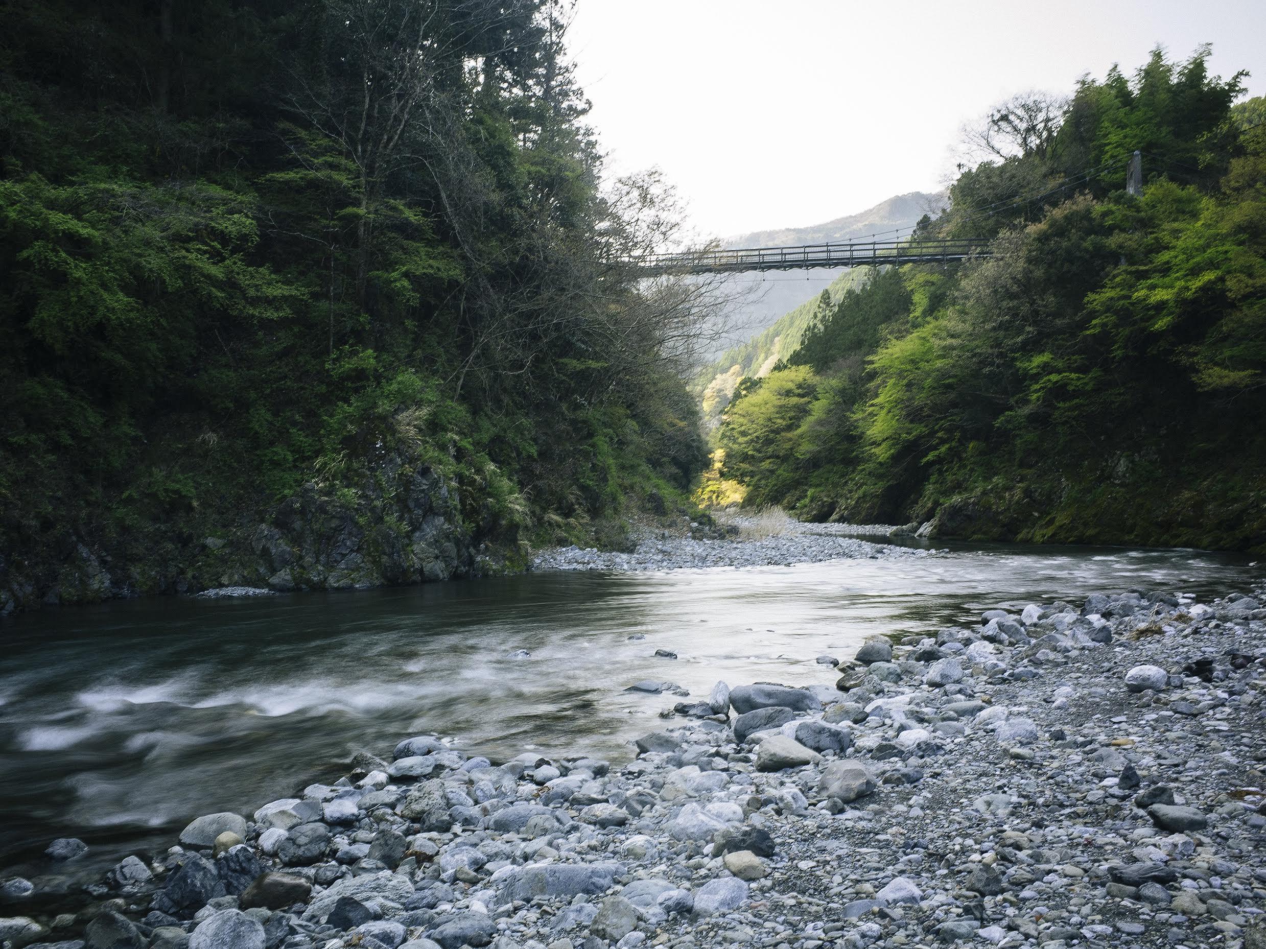 Okutama Hikawa Campground