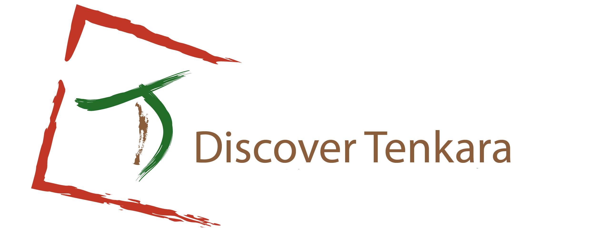 Discover Tenkara Logo