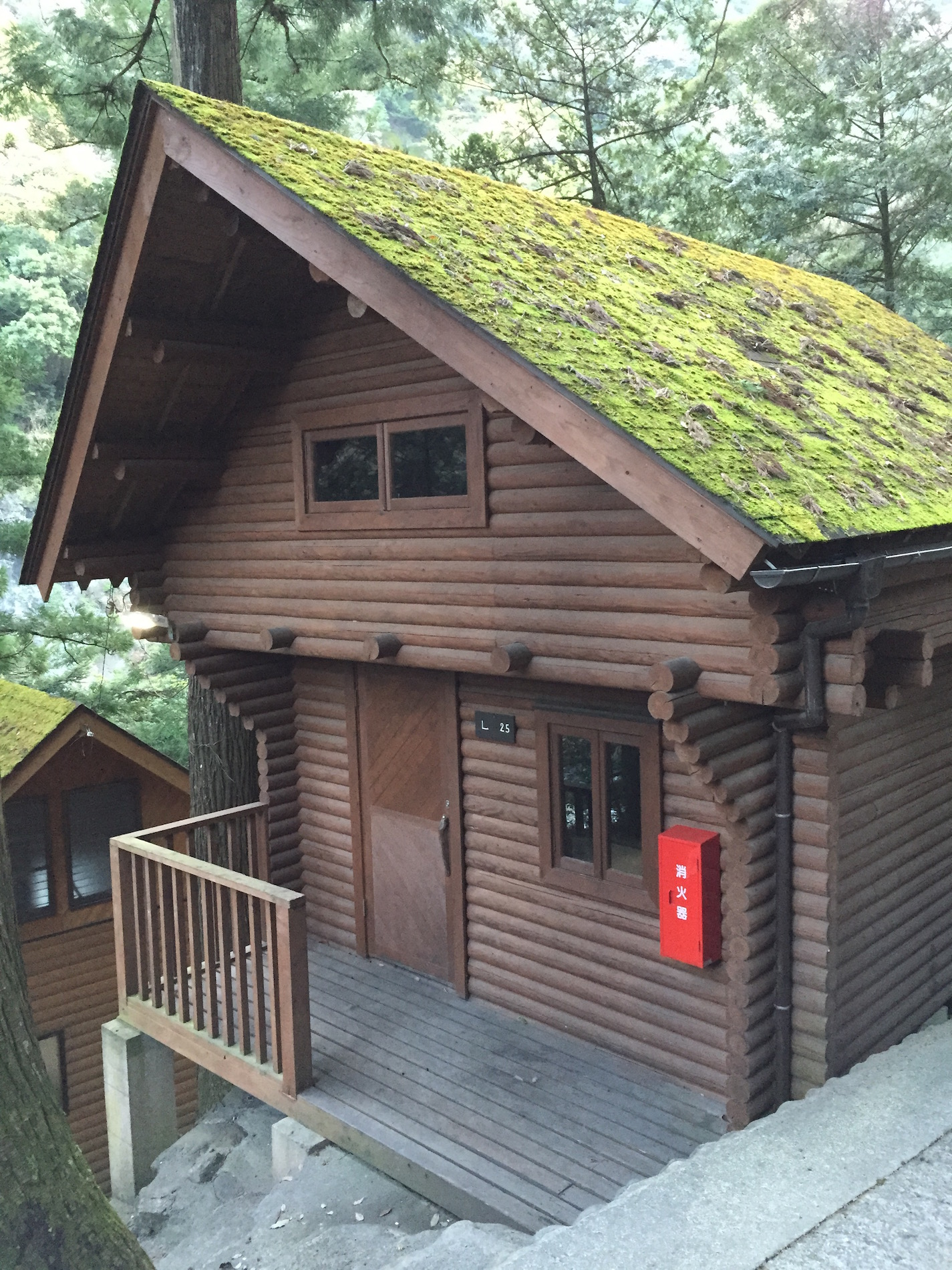 Hikawa camping cabin