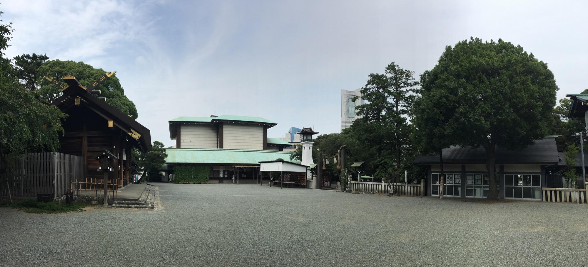 Iseyamakotai Jingu Shrine