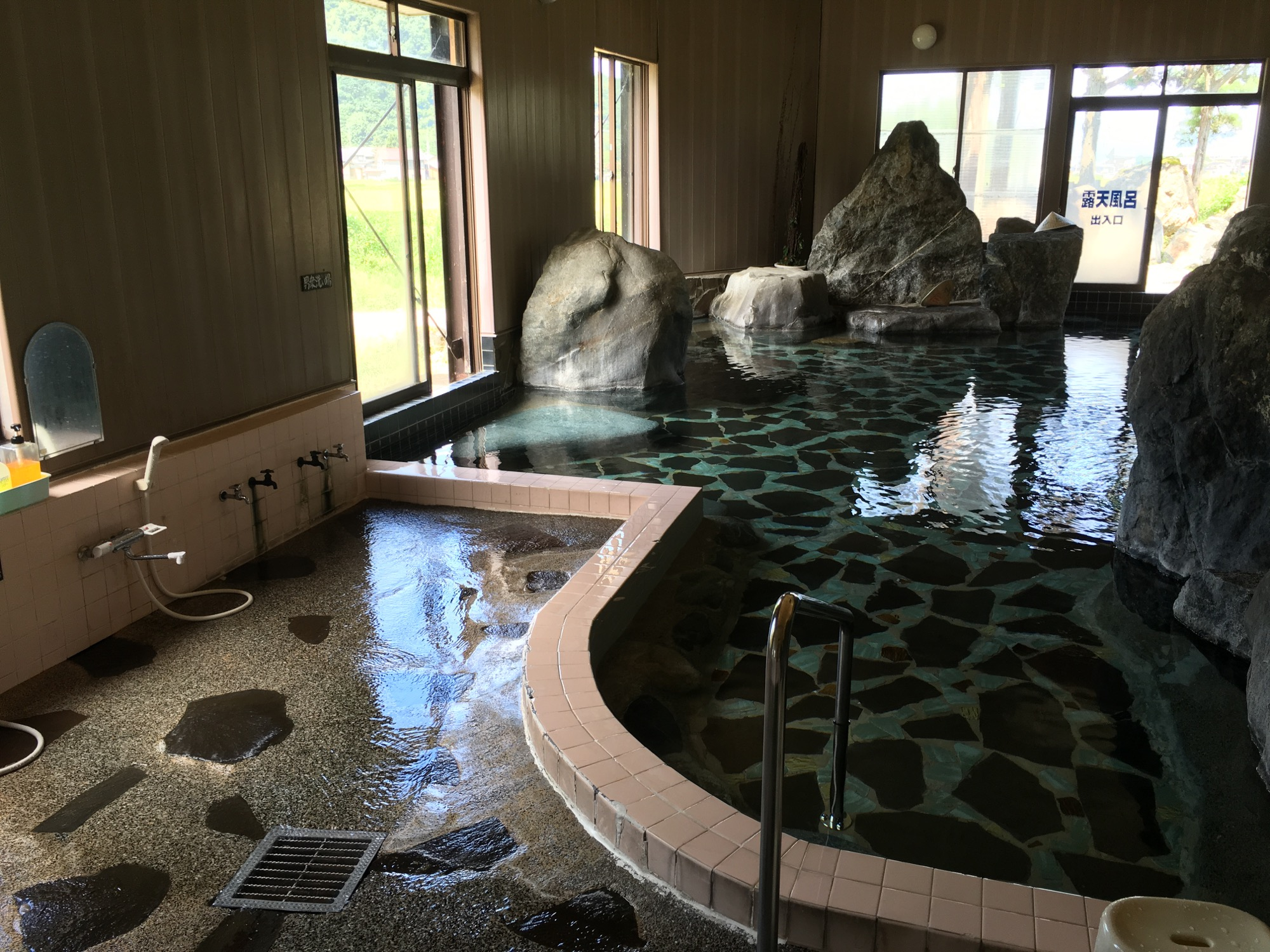 A very relaxing onsen experience (it is coed btw).