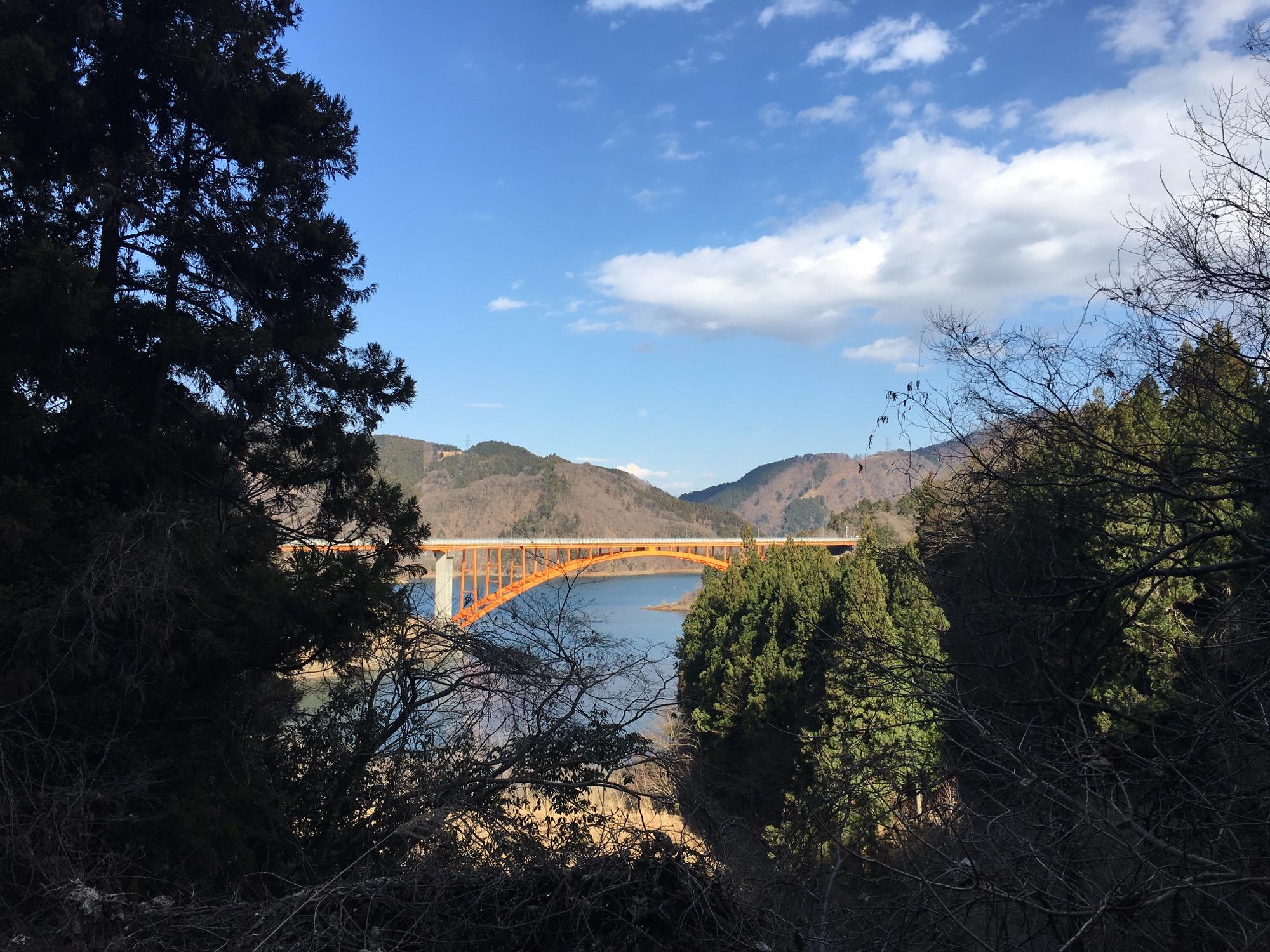 Miyagasenijinoo Bridge